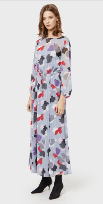 Emporio Armani - Vestiti lunghi per DONNA online su Kate&You - 3H2A982NXUZ1F808 K&Y8182