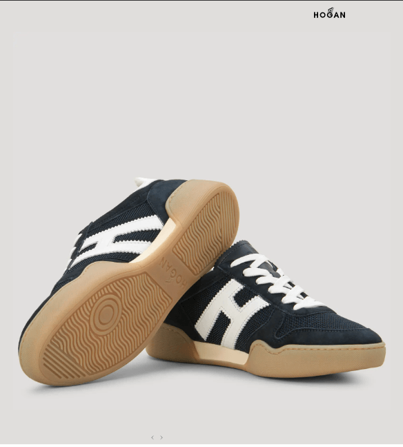 Hogan - Trainers - baskets H357 for WOMEN online on Kate&You - HXW3570AC40KRF252Y K&Y8351
