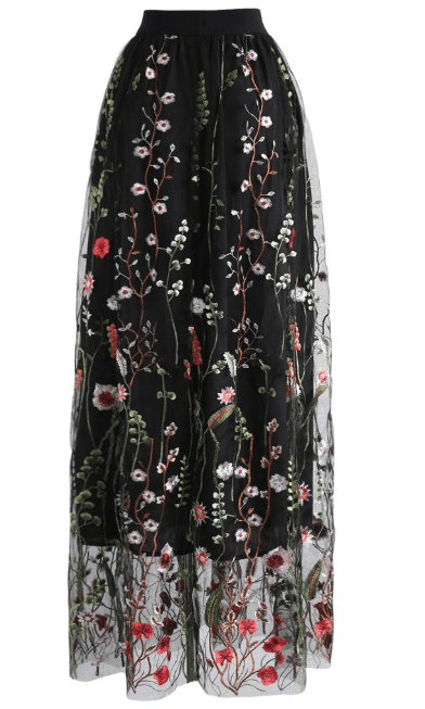 Chicwish - Long skirts - for WOMEN online on Kate&You - B20170926028 K&Y7339