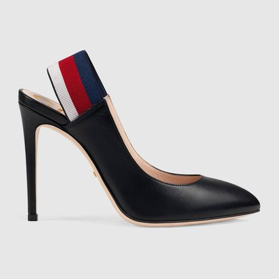 Gucci Pumps Siingback pump Kate&You-ID1966