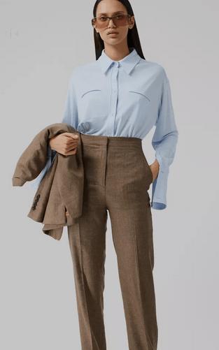 Burberry - Chemises pour FEMME online sur Kate&You - 45663971 K&Y9599