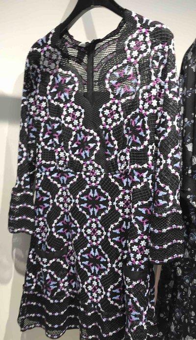 Sandro Short dresses ignacia Kate&You-ID1348