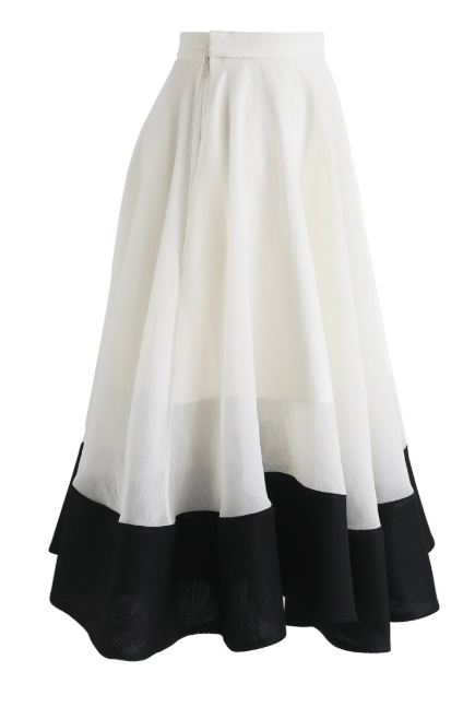 Chicwish - 3_4 length skirts - for WOMEN online on Kate&You - B190308030 K&Y7317