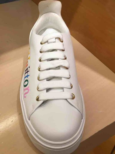 Louis Vuitton Trainers Sneakers timeout  Kate&You-ID1559
