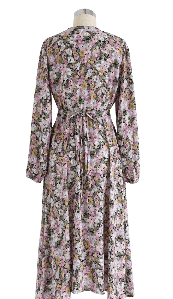 Chicwish - Midi dress - for WOMEN online on Kate&You - D200305011 K&Y7406