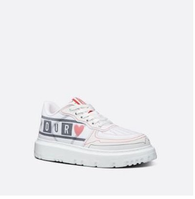Dior Trainers ADDICT DIORAMOUR Kate&You-ID11606