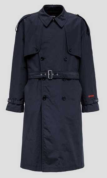 Msgm Trench Coats & Macs Kate&You-ID9606