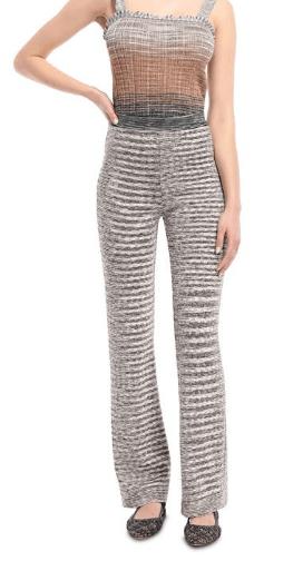 Missoni - Pantalons Amples pour FEMME online sur Kate&You - MDI00230BK00NEF800F K&Y10480