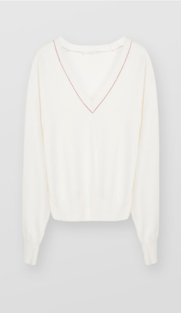 Chloé - Maglie per DONNA online su Kate&You - CHC20SMP69600101 K&Y6591