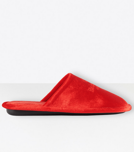 Balenciaga - Flip Flops - Chausson Home for MEN online on Kate&You - 617603W2BS16501 K&Y8698
