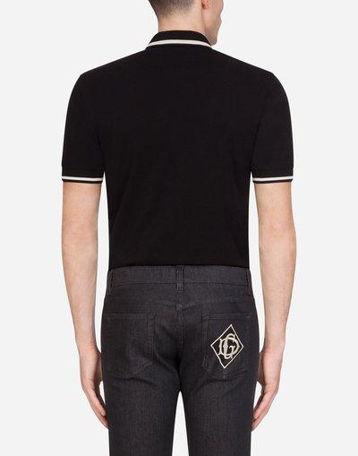 Dolce & Gabbana - Polo per UOMO online su Kate&You - G8LB0ZG7TWEN0000 K&Y1864
