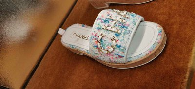 Chanel - Mules per DONNA online su Kate&You - K&Y1562