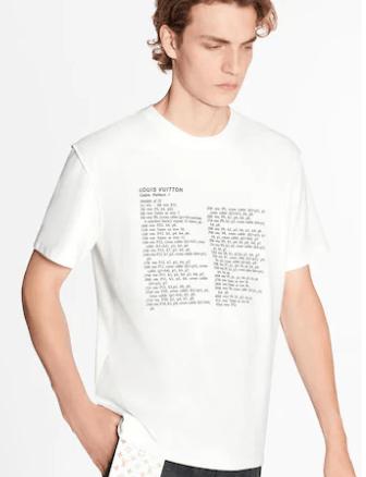 Louis Vuitton - T-Shirts & Vests - for MEN online on Kate&You - 1A8GVI K&Y10363