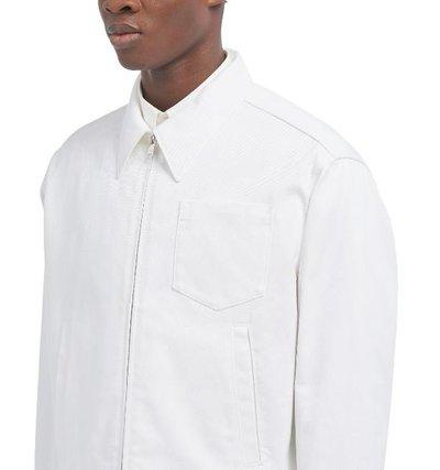 Prada - Lightweight jackets - for MEN online on Kate&You - GEB211_1MPB_F0P2D_S_212  K&Y11717