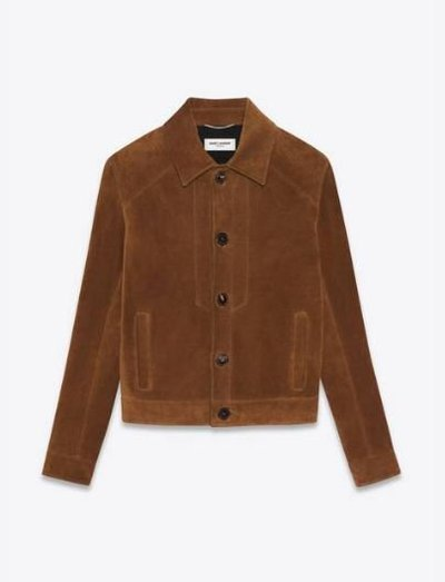Yves Saint Laurent Кожаные куртки Kate&You-ID11670