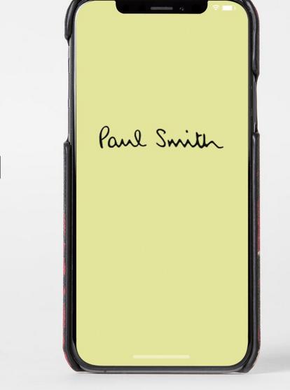 Paul Smith - Smarphone Covers per UOMO online su Kate&You - M1A-5551-A40620-PR-0 K&Y5130