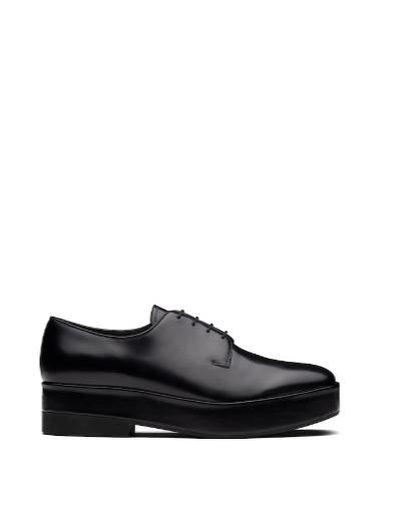 Prada - Lace-Up Shoes - for MEN online on Kate&You - 2EG379_LVN_F0002_F_X021  K&Y12197