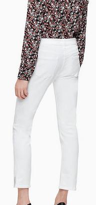 Calvin Klein - Jeans Crop pour FEMME online sur Kate&You - K20K201905 K&Y8813