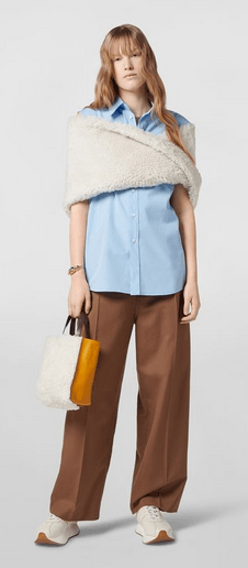 Marni - Palazzo Trousers - for WOMEN online on Kate&You - PAMA0171U0TW83900M29 K&Y9950