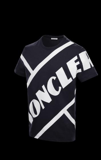 Moncler - T-shirts & canottiere per UOMO online su Kate&You - 0918C706108390T999 K&Y6904
