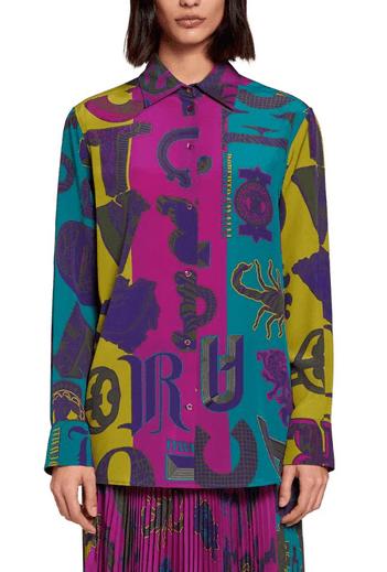 Roberto Cavalli - Camicie per DONNA online su Kate&You - LQT705SQA0109000 K&Y9823