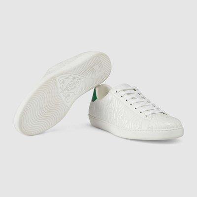 Gucci - Baskets pour FEMME online sur Kate&You - 598833 0R0A0 9063 K&Y5254