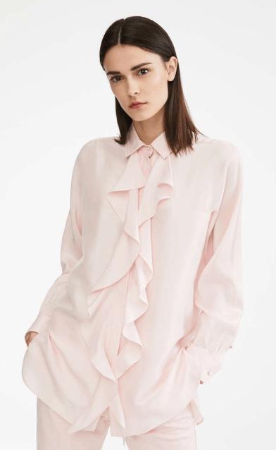 Рубашки - Max Mara для ЖЕНЩИН онлайн на Kate&You -  1191010206005 - TEFRITE - K&Y7691