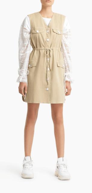 Chloé Short dresses Kate&You-ID7739