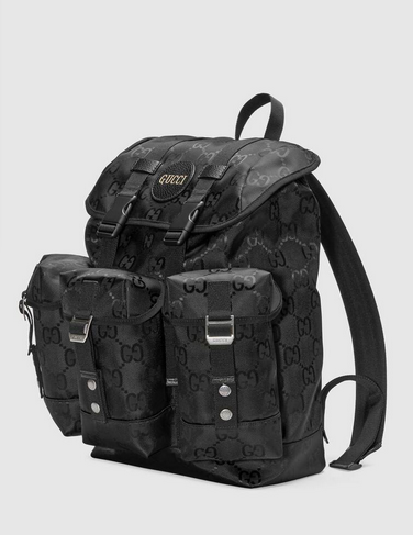 Рюкзаки и поясные сумки - Gucci для МУЖЧИН онлайн на Kate&You - 626160 H9HFN 1000 - K&Y9975