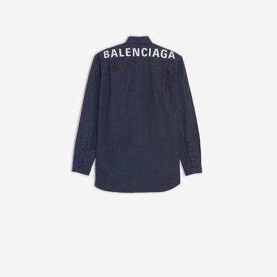 Balenciaga - Chemises pour HOMME online sur Kate&You - 556878TEM094140 K&Y1911