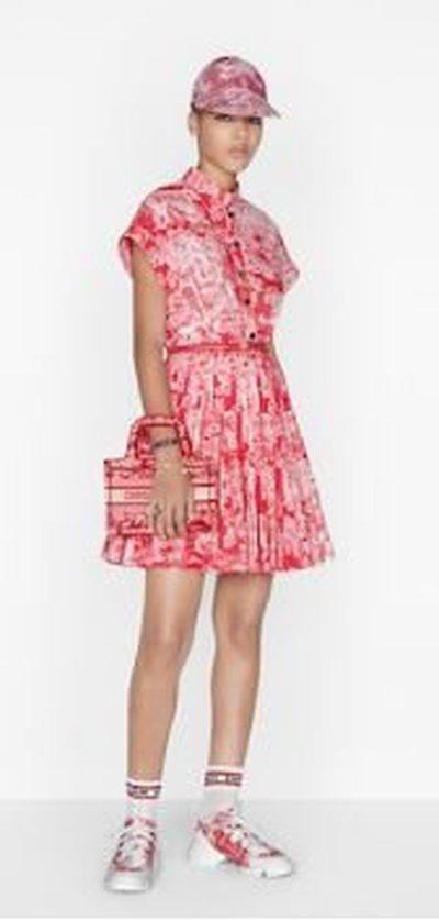 Dior - Short dresses - for WOMEN online on Kate&You - Référence: 141R22A3842_X4813 K&Y10806