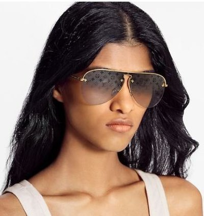 Louis Vuitton - Sunglasses - GREASE for WOMEN online on Kate&You - Z1469U K&Y11007
