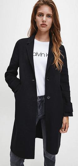 Calvin Klein - Cappotto monopetto per DONNA online su Kate&You - K20K202323 K&Y9421