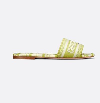 Dior - Sandals - DWAY for WOMEN online on Kate&You - Référence: KCQ209CND_S53P K&Y10835