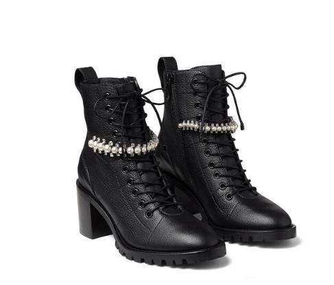Сапоги и ботинки - Jimmy Choo для ЖЕНЩИН онлайн на Kate&You - CRUZ65QSO - K&Y10128