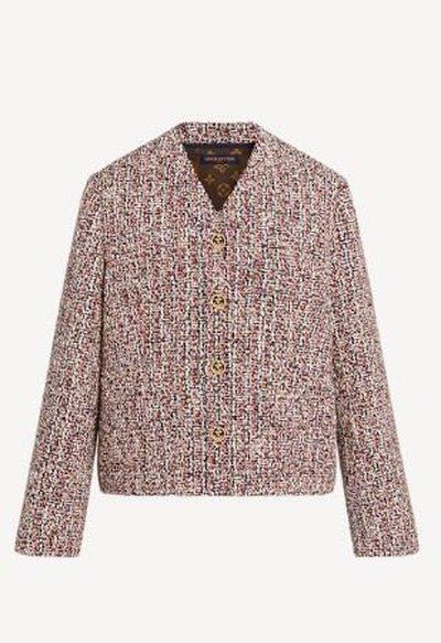 Louis Vuitton Приталенные куртки Kate&You-ID11760