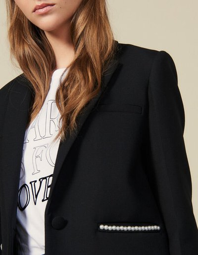 Sandro - Blazers - for WOMEN online on Kate&You - SFPVE00168 K&Y2599