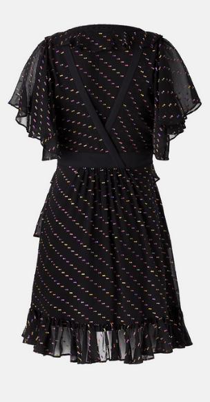 Платья средней длины - Diane Von Furstenberg для ЖЕНЩИН mousseline Danni онлайн на Kate&You - 15240DVF - K&Y8718