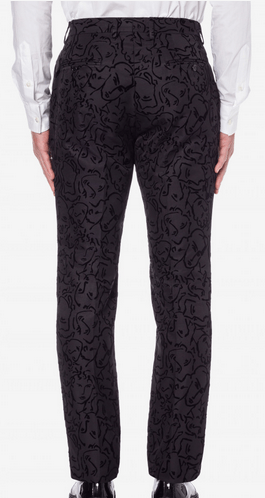 Moschino - Pantalons Droits pour HOMME online sur Kate&You - 202ZPA030270571555 K&Y9396