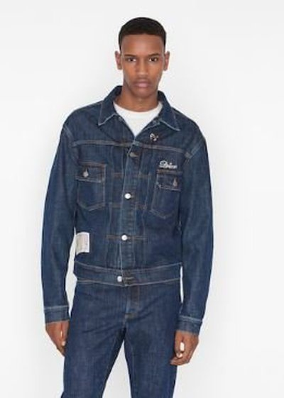 Dior - Denim Jackets - MKII for MEN online on Kate&You - 013D480F285X_C585 K&Y11209