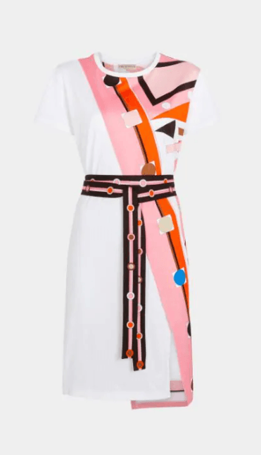 Emilio Pucci Robes Courtes Kate&You-ID8161