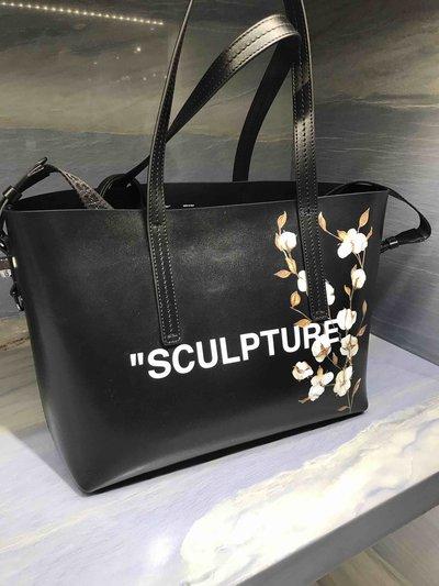 Off-White - Sac à main pour FEMME Flower Sculpture online sur Kate&You - K&Y1433