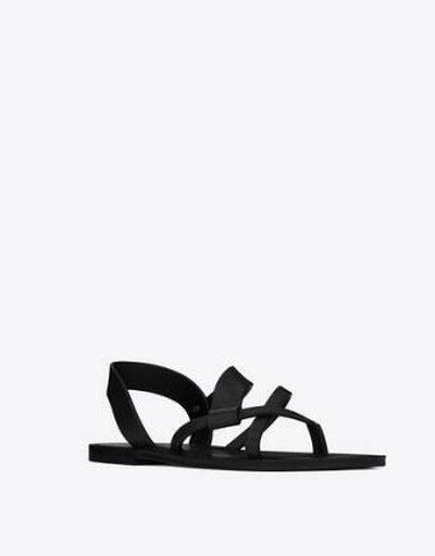Yves Saint Laurent - Sandals - MATT for MEN online on Kate&You - 649009DWE001000 K&Y11518