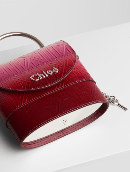Chloé - Mini Sacs pour FEMME online sur Kate&You - CHC20SS220C4193R K&Y5625