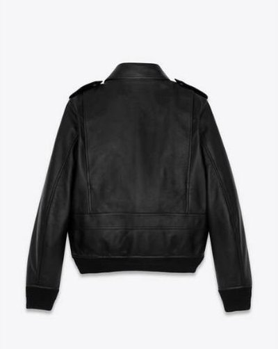 Yves Saint Laurent - Leather Jackets - for MEN online on Kate&You - 656828YCEO21000 K&Y11666
