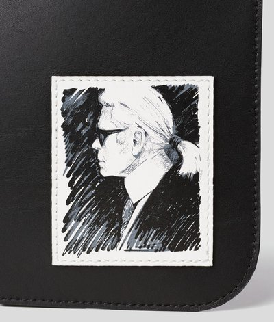 Karl Lagerfeld Portefeuilles et Porte-documents Kate&You-ID4759