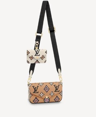 Louis Vuitton Клатчи Félicie Strap & Go  Kate&You-ID11764