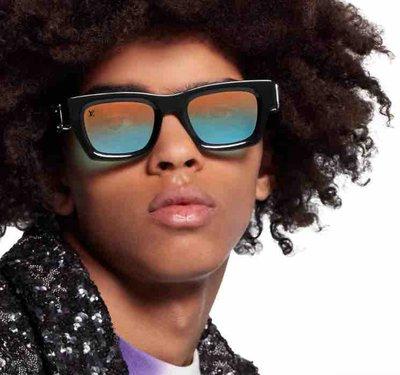 Louis Vuitton - Lunettes de soleil pour HOMME Charleston online sur Kate&You - Z1244W K&Y7075