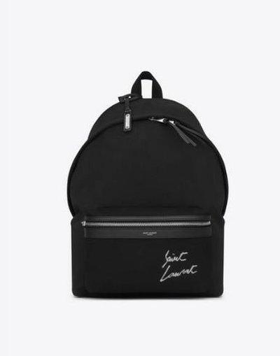 Yves Saint Laurent Рюкзаки и поясные сумки Kate&You-ID12278