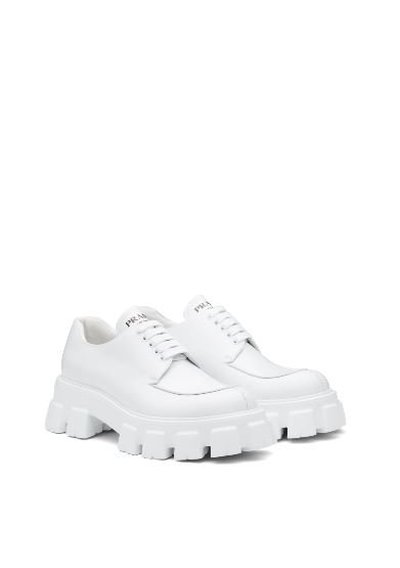 Prada - Lace-Up Shoes - for MEN online on Kate&You - 2EE356_B4L_F0009 K&Y11365